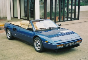 Mondial 1996 two years after purchase