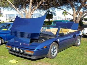 Mondial 2014 at Sausalito Classic Car Show